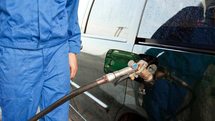автогаз, топливо в украине