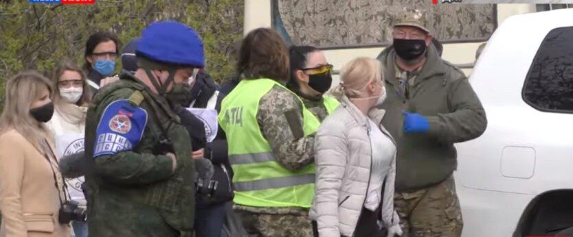 """Обмен пленными, """"ДНР"""", """"ЛНР"""", Россия, Украина"""