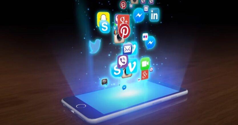 Рейтинг мобильных приложений в Украине