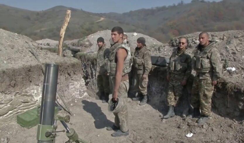 Война в Нагорном Карабахе, мирное соглашение, Ереван