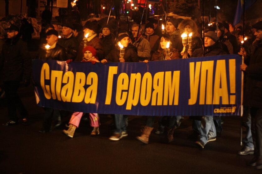 Во Львове назвали провокацией идею признания ОУН и УПА преступными