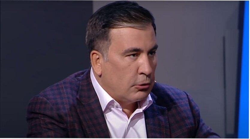 Михаил Саакашвили, Всеобщая мобилизация, СНБО, Сергей Кривонос, Владимир Зеленский