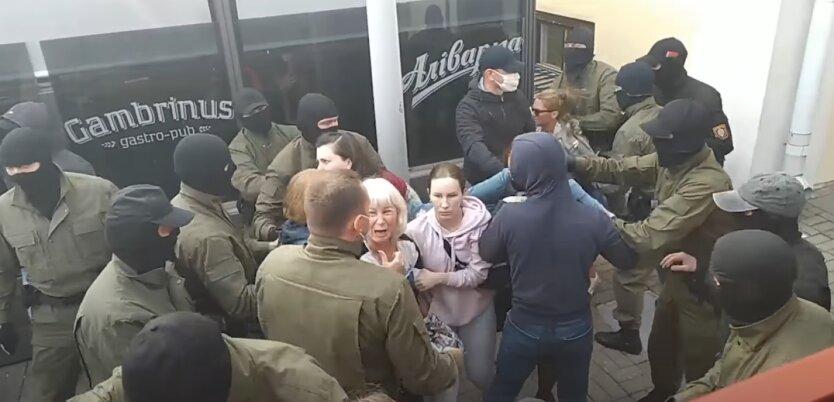 Задержания, Минск, ОМОН, Беларусь