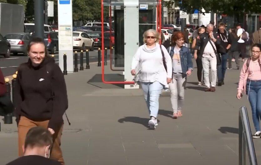 Украинцы, пенсия, пенсионная ситема