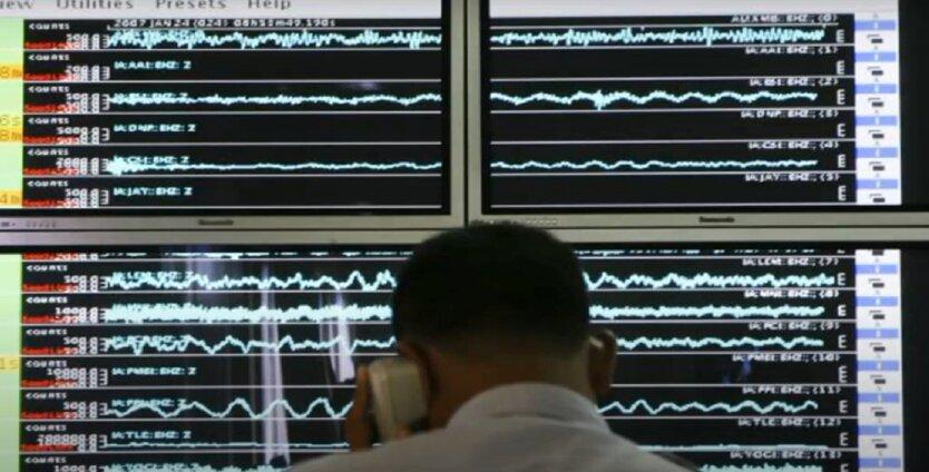 Землетрясение в Закарпатской области