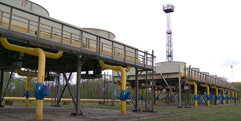 Цены на газ в Украине