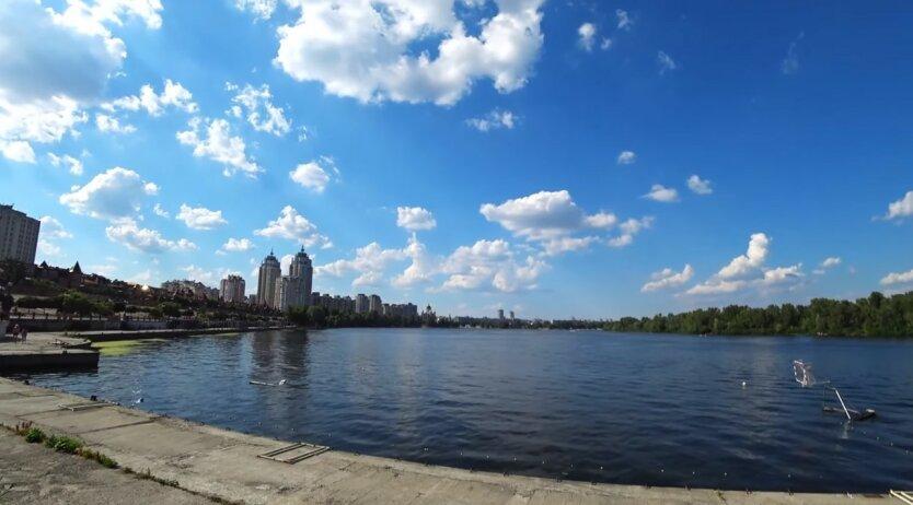 Прогноз погоды на сентябрь,Осень в Киеве,Погода на выходные,Прогноз синоптиков