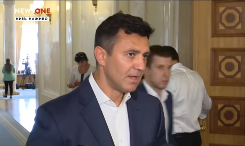 Нардеп Николай Тищенко, слуга народа, ресторан Велюр