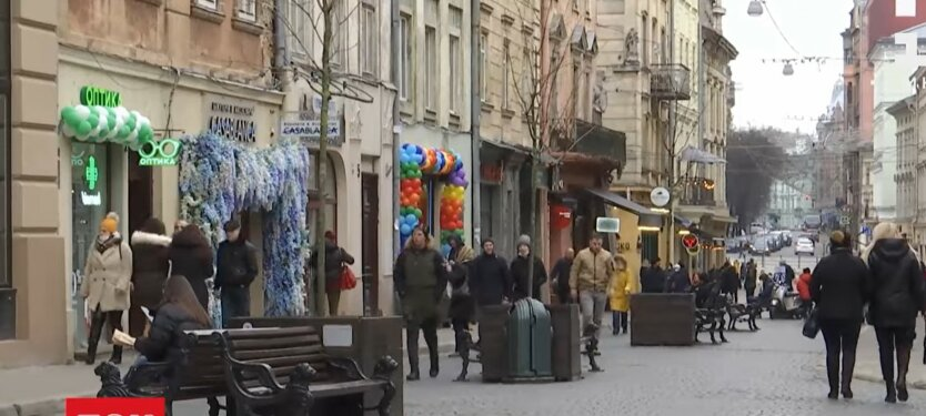 Карантин в Украине, ужесточение карантина, зеленая зона