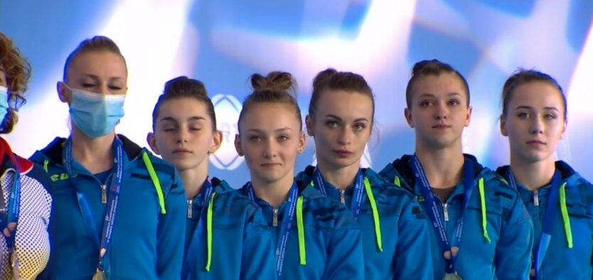 Женская сборная Украины по спортивной гимнастике