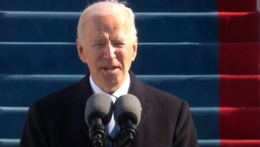 Джо Байден, президент США, инаугурация