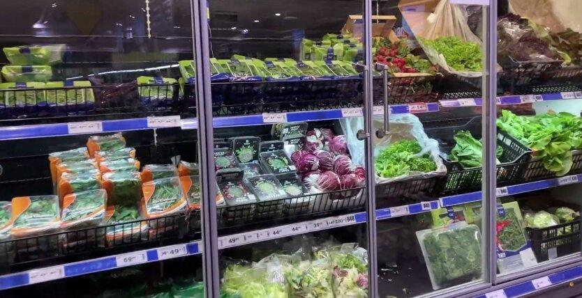 Продукты в Украине, подорожание продуктов, яйца, хлеб,овощи