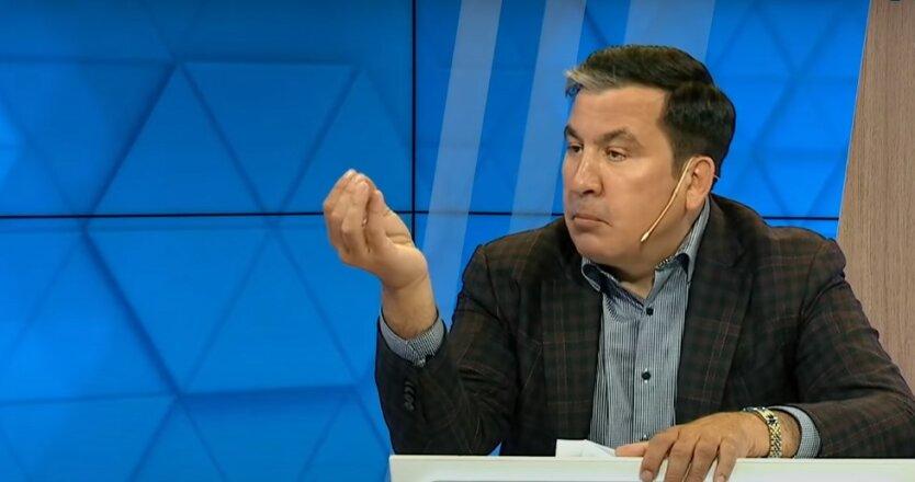 Михаил Саакашвили,Андрей Ермак,знакомство Ермака и Саакашвили,Владимир Зеленский,КИМО