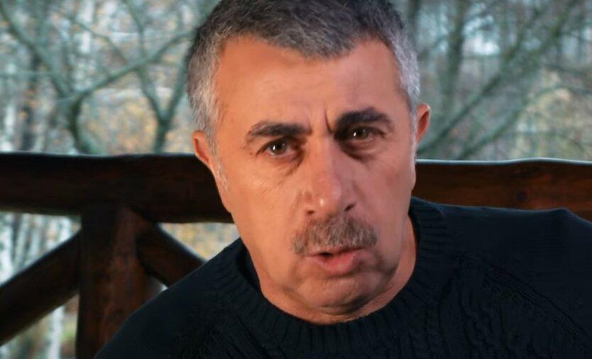 Комаровский объяснил, что делать при потере обоняния из-за коронавируса