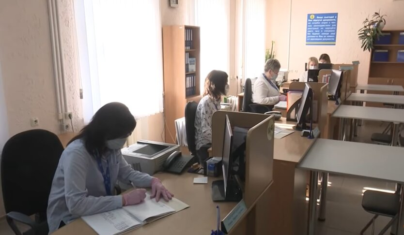Безработица в Укране, коронавирус, карантин