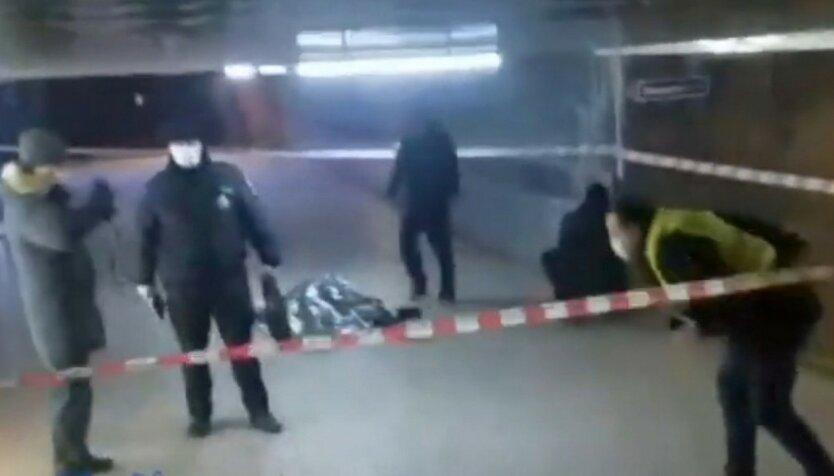 В Киеве на Майдане произошло жестокое убийство: фото, видео