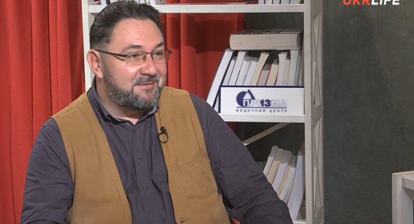 Никита Потураев, Владимир Зеленский, розпуск ВР