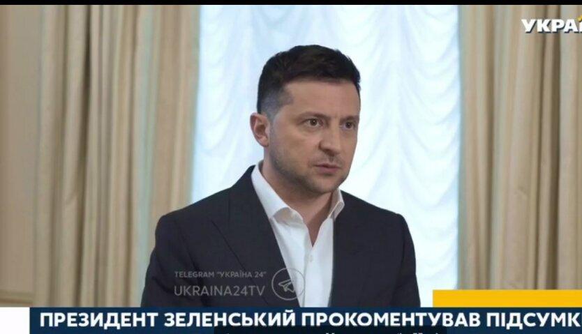 Владимир Зеленский, заседание СНБО, война на Донбассе