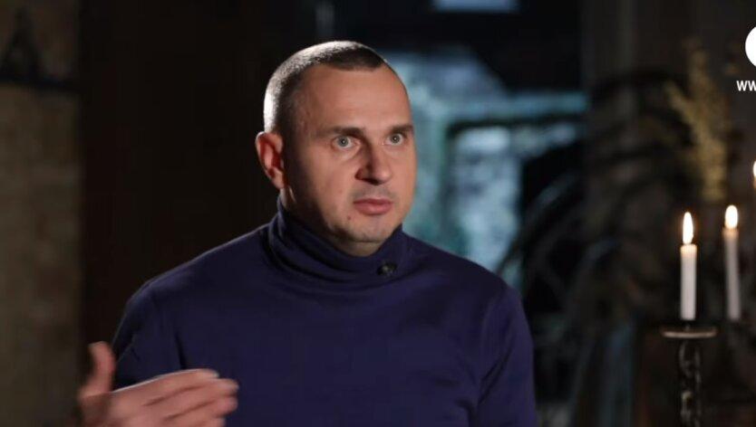 """Олег Сенцов, Петр Порошенко, """"Европейская солидарность"""""""