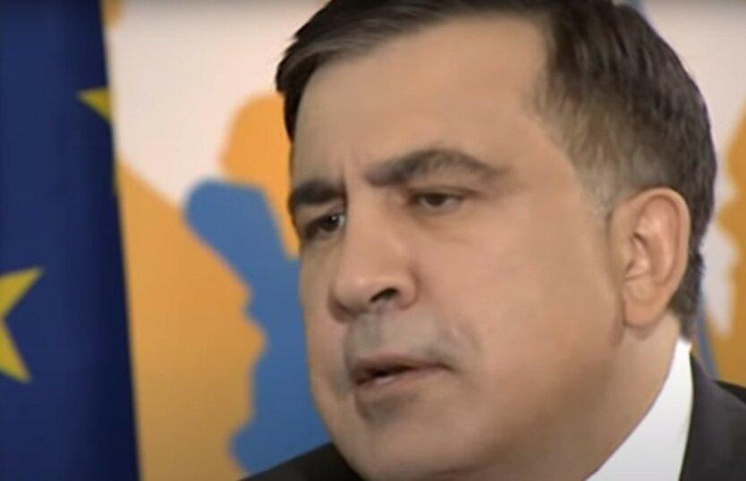 Саакашвили пригрозил большими планами и трансформацией