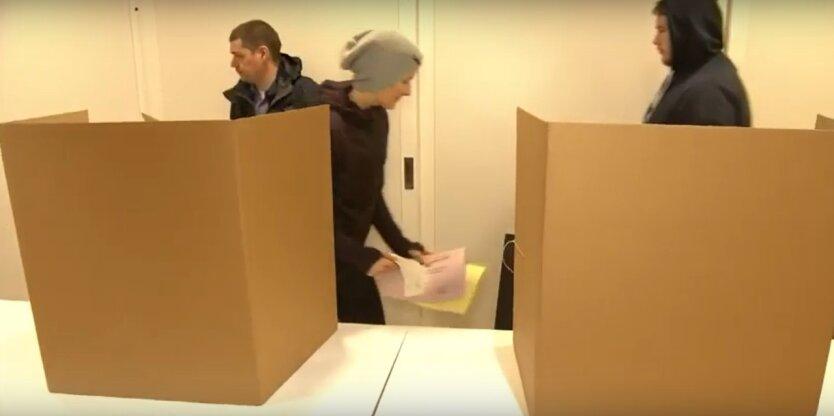 выборы в Гамбурге, выборы в Германии