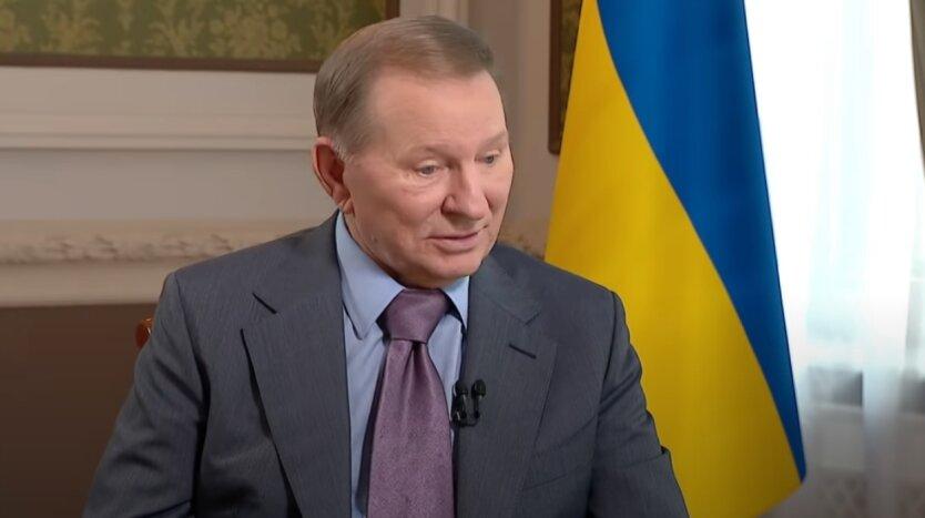 Леонид Кучма, НАТО, Украина