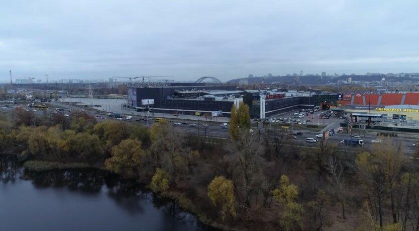Blockbuster Mall, IKEA, Первый магазин IKEA в Киеве, Открытие IKEA в Украине