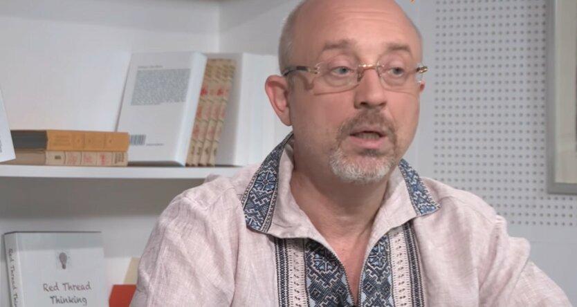 Алексей Резников, Россия, содержание Донбасса