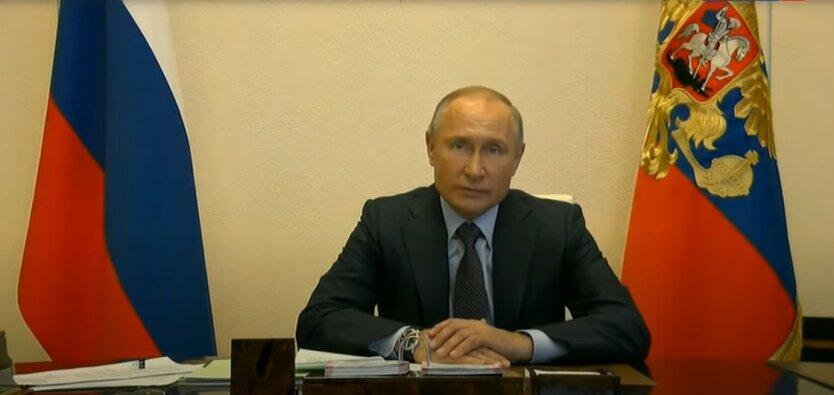 Нефть, Россия, Владимир Путин