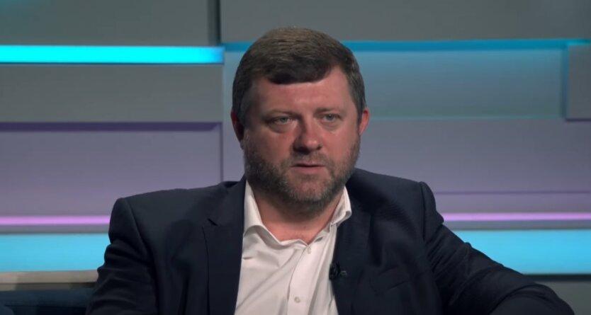"Александр Корниенко, Дмитрий Разумков, ""Слуга народа"""