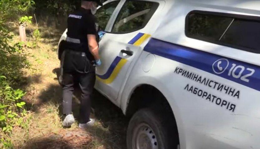 Под Офисом Зеленского задержали неизвестного с гранатой