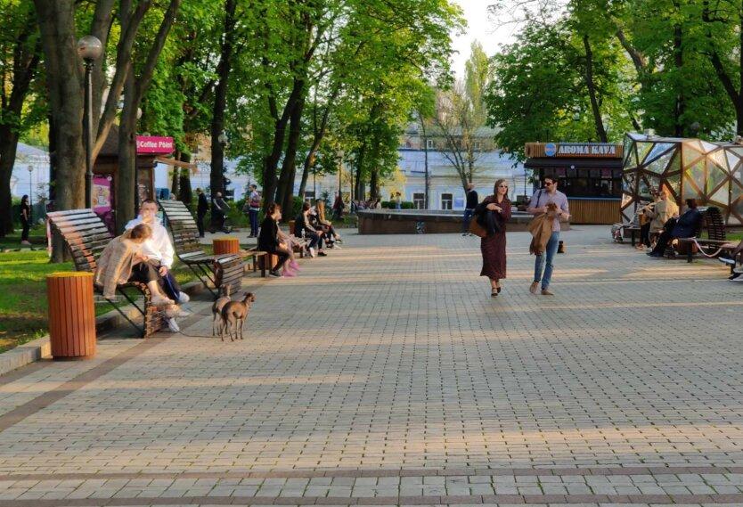 Лето в Украине, прогноз погоды, Наталка Диденко
