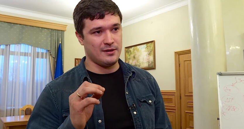 Глава Министерства цифровой трансформации Михаил Федоров