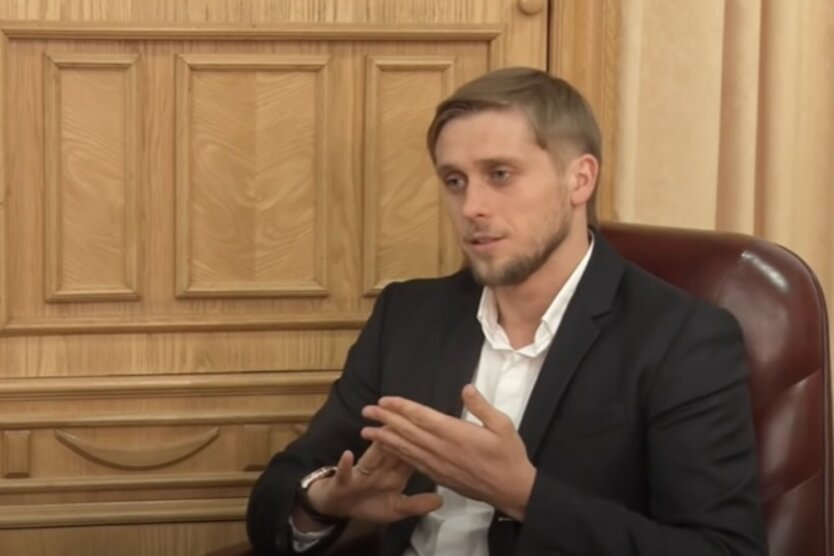 Глава Днепропетровской ОГА Александр Бондаренко