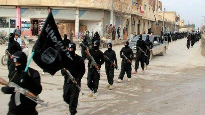 ИГИЛ Ракка