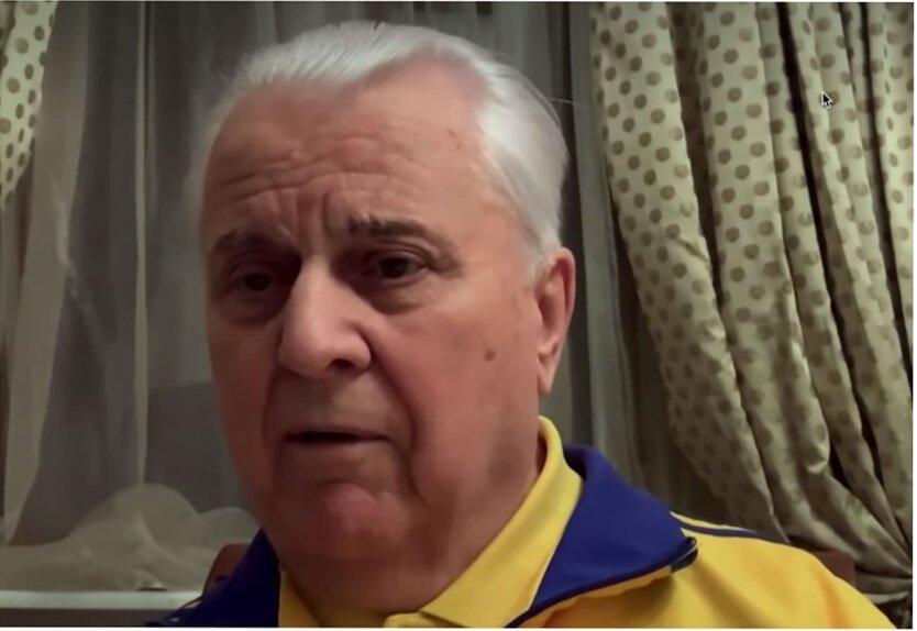 Леонид Кравчук, Распад СССР, Михаил Горбачев, Борис Ельцин