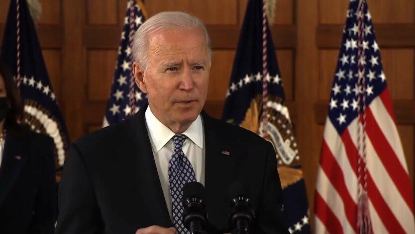 Джо Байден, Выборы президента США, Гарри Табах, Санкции США против России