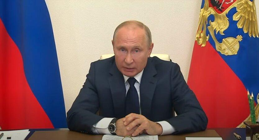 Владимир Путин, Крым, украинские силовики