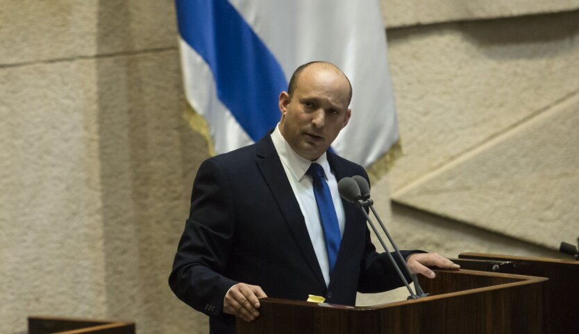 Нафтали Беннет премьер-министр израиля