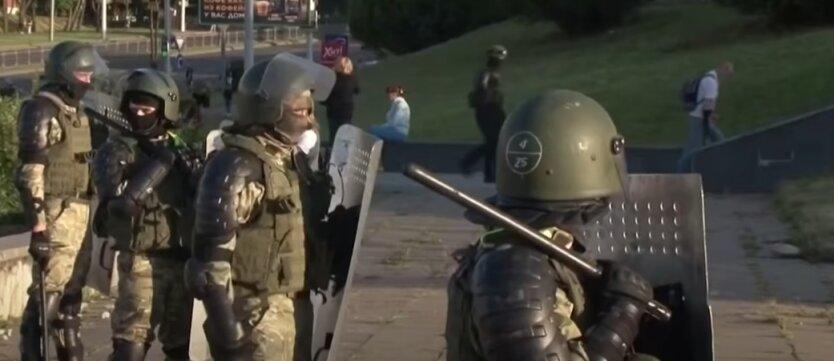 Протесты, столкновения, Беларусь,