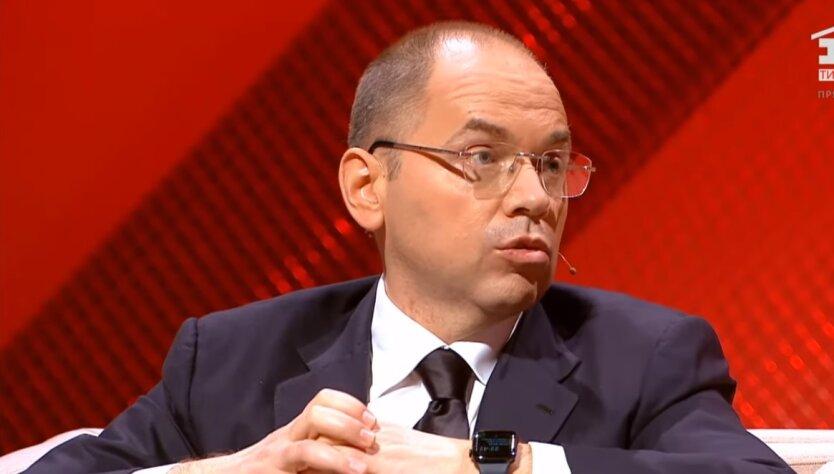 Максим Степанов, зоны карантина, коронавирус в Украине