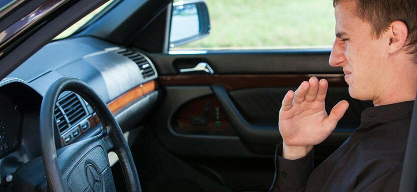 запахи в салоне авто