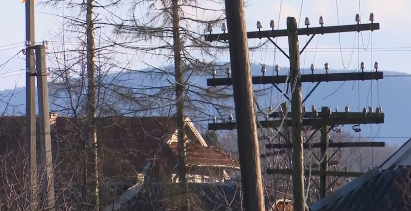 Электричество в Украине, оплата за свет, задолженность