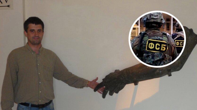 Россия высылает украинского консула после задержания