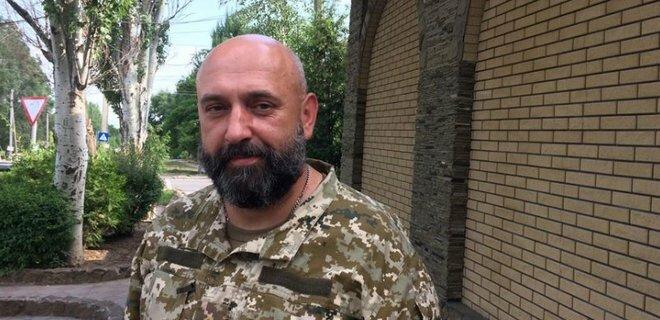 Новый замсекретаря СНБО Кривонос пообещал наказать «крыс, ворующих у армии»
