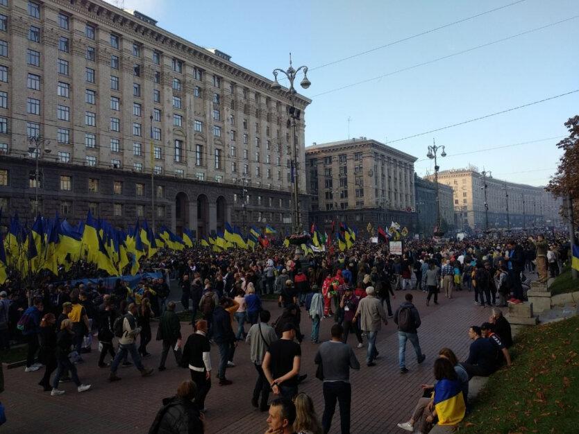 доверие украинцев