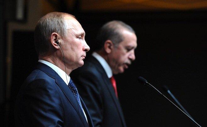 Владимир Путин Реджеп Эрдоган2