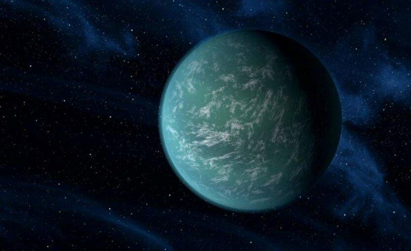 космос, экзопланета, экзопланета K2-18b