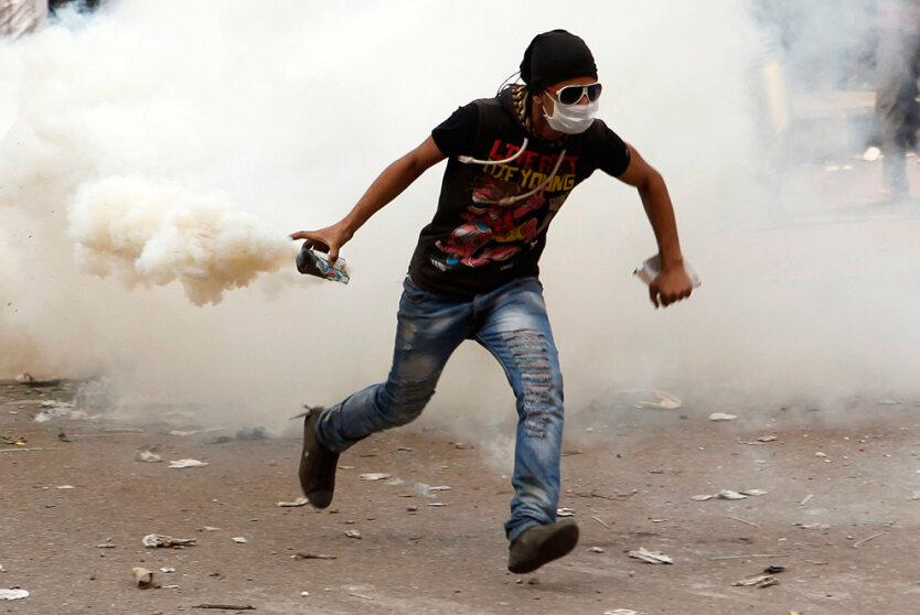 Арабская весна. Беспорядки в Египте