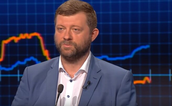 "Замглавы фракции ""Слуга народа"" Александр Корниенко"